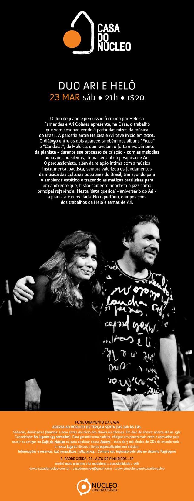Duo Ari & Helô